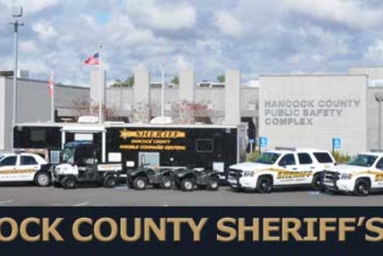 Hancock County Sheriff Summer Camp Presentation