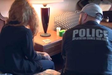 Juveniles rescued in LA human trafficking sting